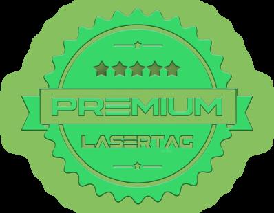 Premium Lasertag Tag System
